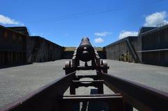 Citadellfort Mauritius Royaltyfri Foto