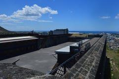 Citadellfort Mauritius Arkivbild