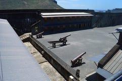 Citadellfort Mauritius Royaltyfri Bild