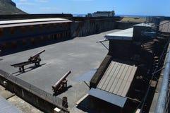 Citadellfort Mauritius Arkivfoton