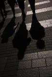 Citadins Image libre de droits