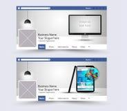 Citation Mark Frame avec le style plat et espace pour le texte Image libre de droits