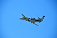 Citazione di Cessna Fotografia Stock Libera da Diritti