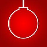 Citazione di motivazione di vita con il fondo di Natale l ispiratrice Fotografia Stock Libera da Diritti