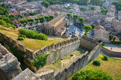 Cite de Carcassonne, France Stock Image