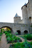 Cite de Carcassonne, France Stock Photos