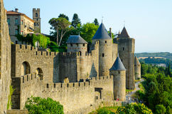 Cite de Carcassonne, France Royalty Free Stock Image