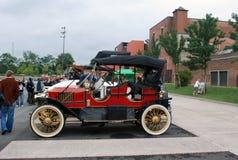 Cite de l'automobile, Mulhouse, France Royalty Free Stock Photos
