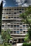 Cite Radieuse Corbusier fotografía de archivo libre de regalías