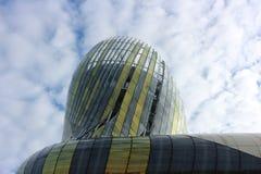 Citera du Vin, parametrisk arkitektur Royaltyfri Bild