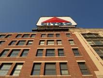 Citgo sign, Kenmore Square, Boston, Massachusetts, USA royalty free stock photos