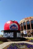 Citi领域,棒球协会队的家在冲洗, NY的纽约大都会 库存照片