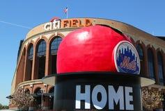 Citi领域,棒球协会队的家纽约大都会 免版税库存照片