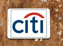 Citi bank logo Stock Images
