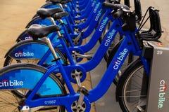 Citi Bike - New York City Stock Images