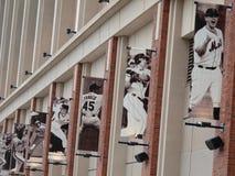 Citi Feld - New York Mets Lizenzfreies Stockbild