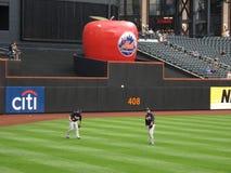 Citi Field Big Apple - New York Mets Stock Photos