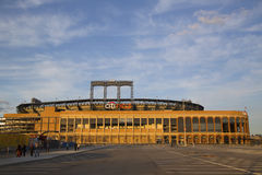 Citi Field, home of major league baseball team the New York Mets Stock Photography
