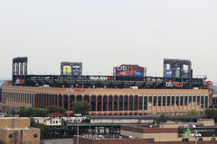 Citi Field, home of major league baseball team the New York Mets in Flushing, NY Stock Image
