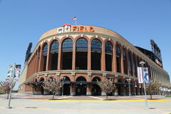 Citi Field, home of major league baseball team the New York Mets in Flushing, NY Stock Photography