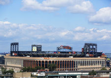 Citi Field, home of major league baseball team the New York Mets Royalty Free Stock Photography