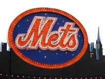 Free Citi Field - Mets Logo Royalty Free Stock Photo - 13726525