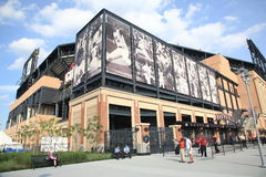 Citi Field - New York Mets Royalty Free Stock Photo