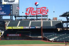 Citi Field - New York Mets Stock Photos