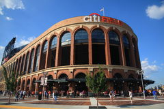 Citi Field - New York Mets Royalty Free Stock Photography