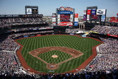 Citi Field - New York Mets Royalty Free Stock Images