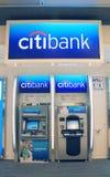 Citibank a Hong Kong Fotografia Stock