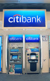 Citibank in hong kong Stock Photography