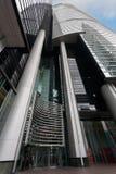 Citibank office building in Hong Kong Royalty Free Stock Photos