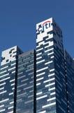 Citibank se eleva, Singapur Foto de archivo libre de regalías