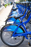 CitiBike NYC Royalty Free Stock Photo