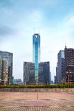 CITIC Plaza Guangzhou Stock Image