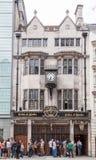 Citie av Yorke London England Arkivfoton