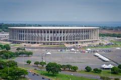 Cities of Brazil - Brasilia DF Stock Images