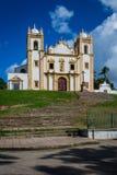 Cities of Brazil - Olinda, Pernambuco State. Olinda is a historic town, near Recife, capital of Pernambuco state stock photography