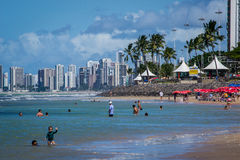 Cities of Brazil - Recife Royalty Free Stock Photography