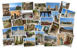 Cities of Mallorca Stock Images