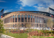 CitiField, maison de New York Mets Image libre de droits