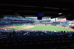 Citifield View Royalty Free Stock Photos