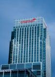 Citigroup mitt Royaltyfria Foton