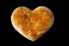 citirne mineral heart