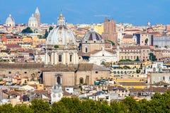 Citiscape of Rome Stock Photos