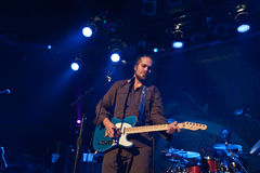 Citizen Cope Live in NYC Royalty Free Stock Photos