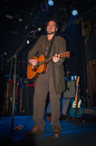 Citizen Cope Live in NYC Stock Image
