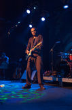 Citizen Cope Live in NYC Royalty Free Stock Image