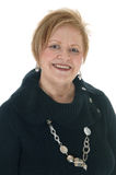citizen senior smiling woman Στοκ Φωτογραφίες